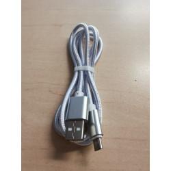 Kábel MicroUSB 1m kvalitné...
